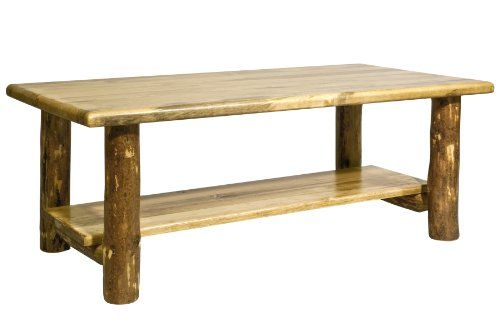 Montana Woodworks Collection Bistro Table, Square Table Top, Clear Lacquer Finish - http://rustic-touch.com/montana-woodworks-collection-bistro-table-square-table-top-clear-lacquer-finish/