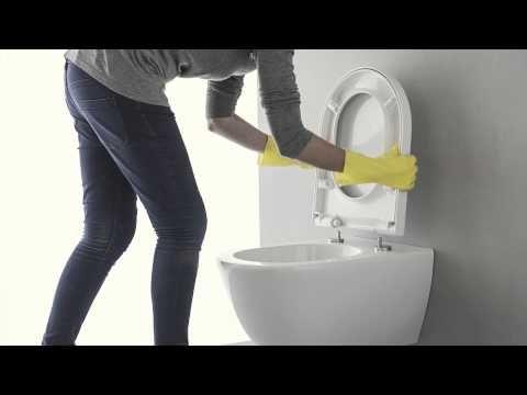 Nuovo copriwater per i sanitari Pura e Norm di GSI ceramica