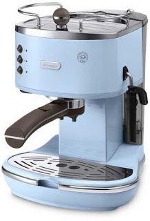 Arab Mall مول العرب ماكينه قهوه للبيع ماكينة عمل قهوة اسبرسو من ديلونجي Ecov310az ازرق Espresso Machine Automatic Espresso Machine Cappuccino Machine