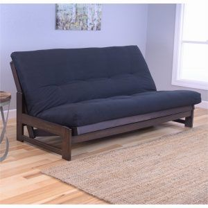 Tosa Pine Futon Sofa Bed With Mattress
