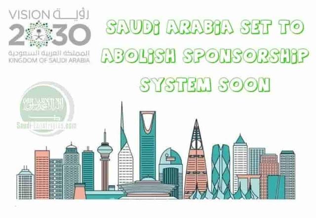 Saudi Arabia Is Planning To End Sponsorship System Soon Saudi Arabia How To Plan Sponsorship