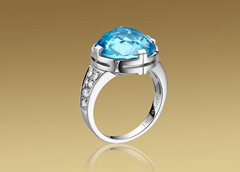 #bulgari.com              #ring                     #PARENTESI #COCKTAIL #ring #18kt #white #gold #with #coloured #gemstone #pav? #diamonds. #size          PARENTESI COCKTAIL ring in 18kt white gold with coloured gemstone and pav? diamonds. - size 44                                    http://www.seapai.com/product.aspx?PID=256546