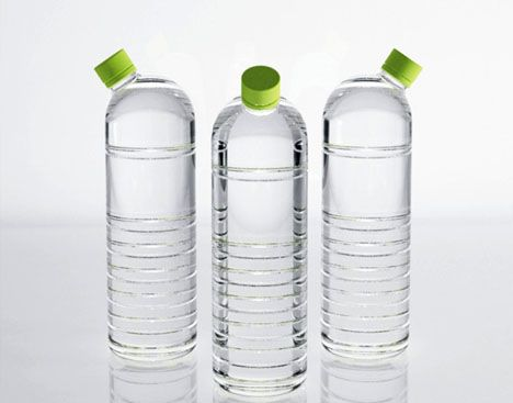 Water bottle with an angled neck, so you can refill it easily!! A ...