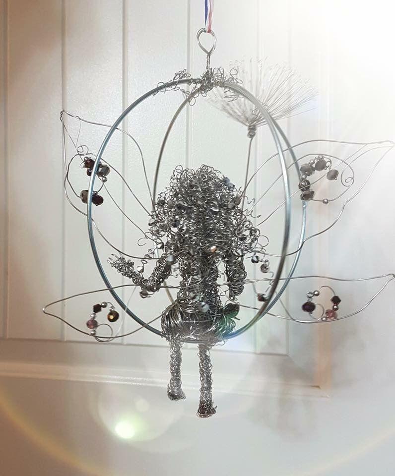Pin by Zeita Murphy on Wire work   Pinterest   Wire art and Fairy