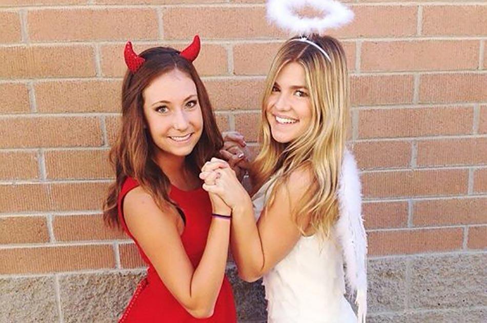 Couple Halloween Costumes Diy couples halloween costumes, Couple - cheap couple halloween costume ideas