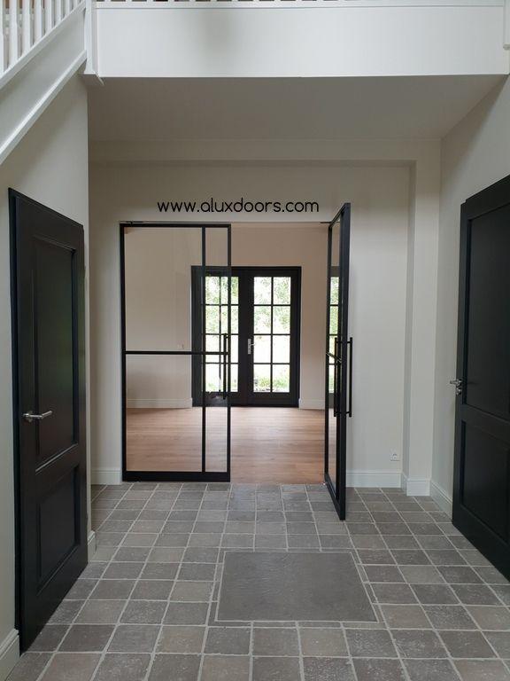 Metalen taatsdeuren #metaldoors #aluminiumdoors #stalendeuren ...