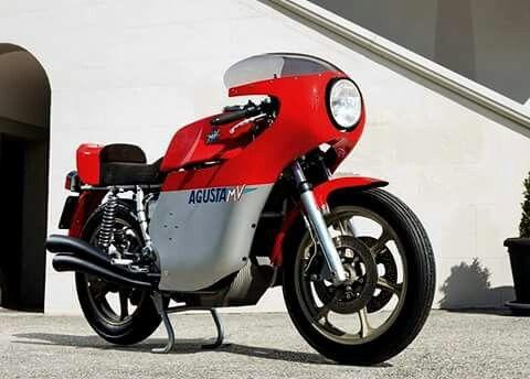 MV 750S America