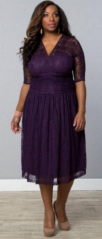 Plus size outfit inspiration 143 #kleider für die ...