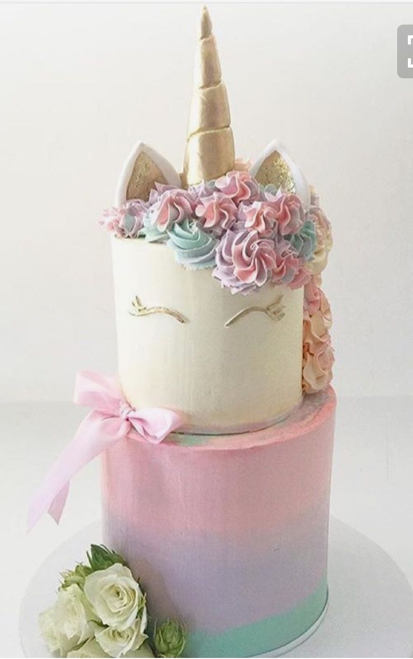 Cute Cakes Girly 30th Birthday Pretty Cake