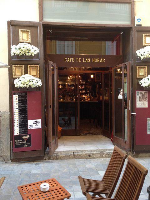 Cafe De Las Horas Valencia Valencia Spain And Valencia Spain