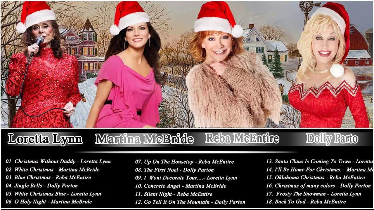 Loretta Lynn,Martina McBride,Reba McEntire,Dolly Parton : Country ...