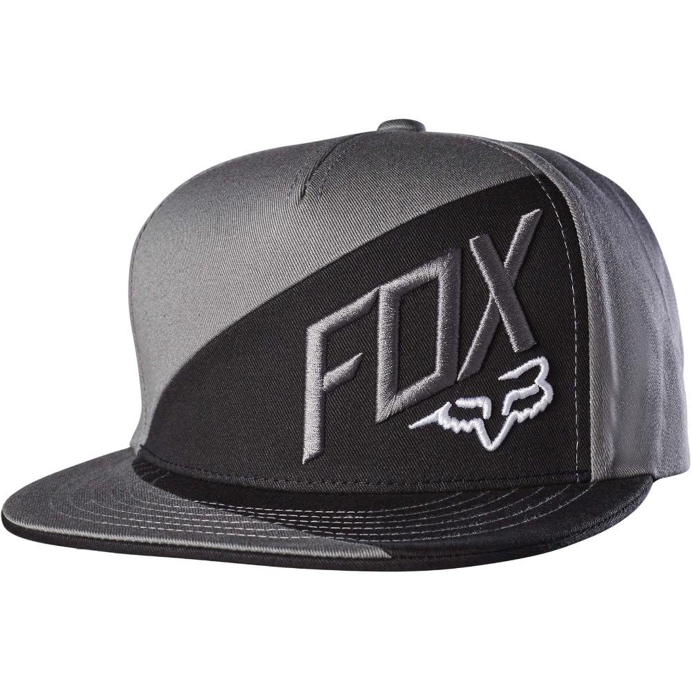 1b24e635bcfa Fox Racing OVERLAPPED SNAPBACK HAT - Men's - FoxRacing.com   Hat ...