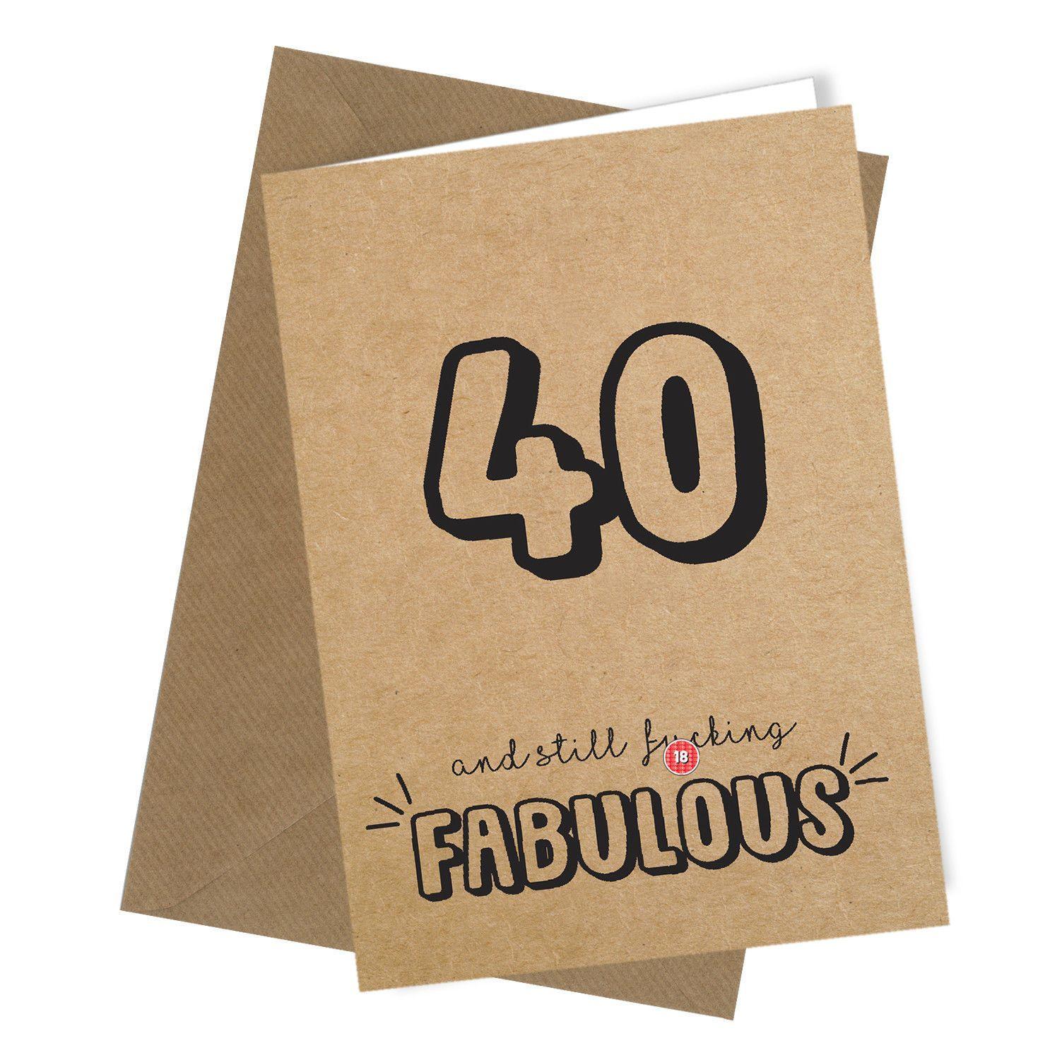 #145 Fabulous 40