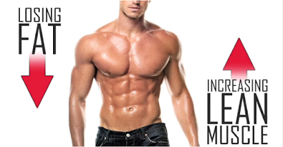 Build Muscle & Lose Body Fat at the same time