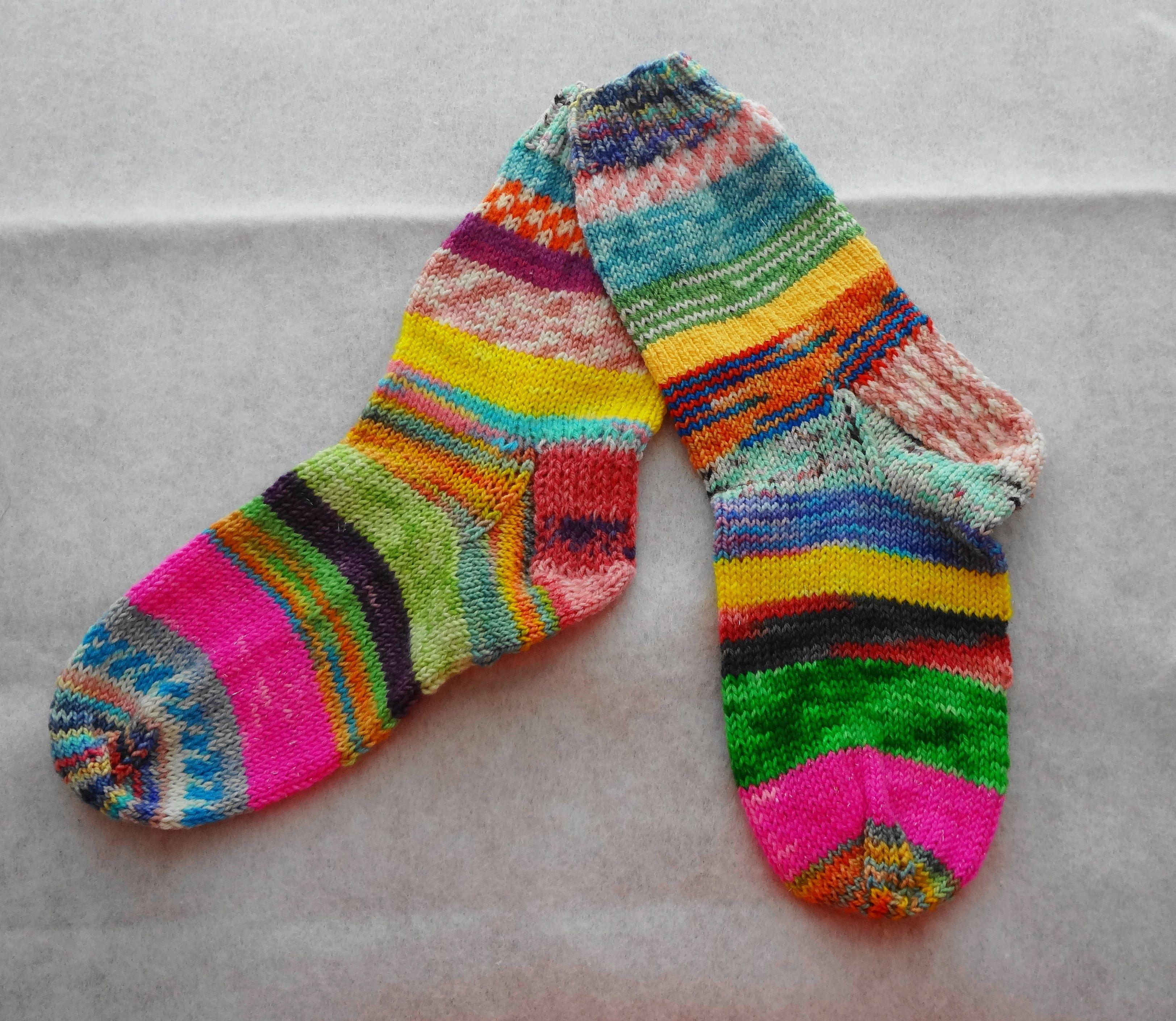 Kathi\'s Krazy Socks for Charity! | CHARITY KNITTING/CROCHET! | Pinterest