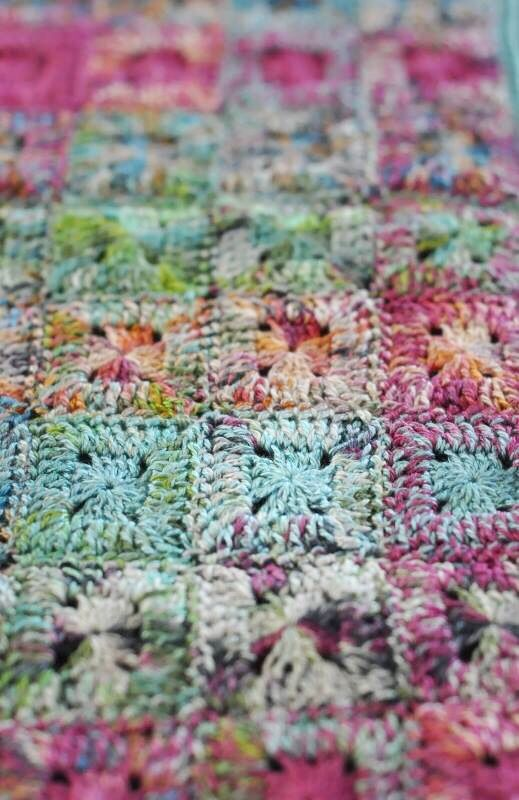 Crocheted By Marlne Scheepers Fourie Using Handpainted Bamboo Yarn