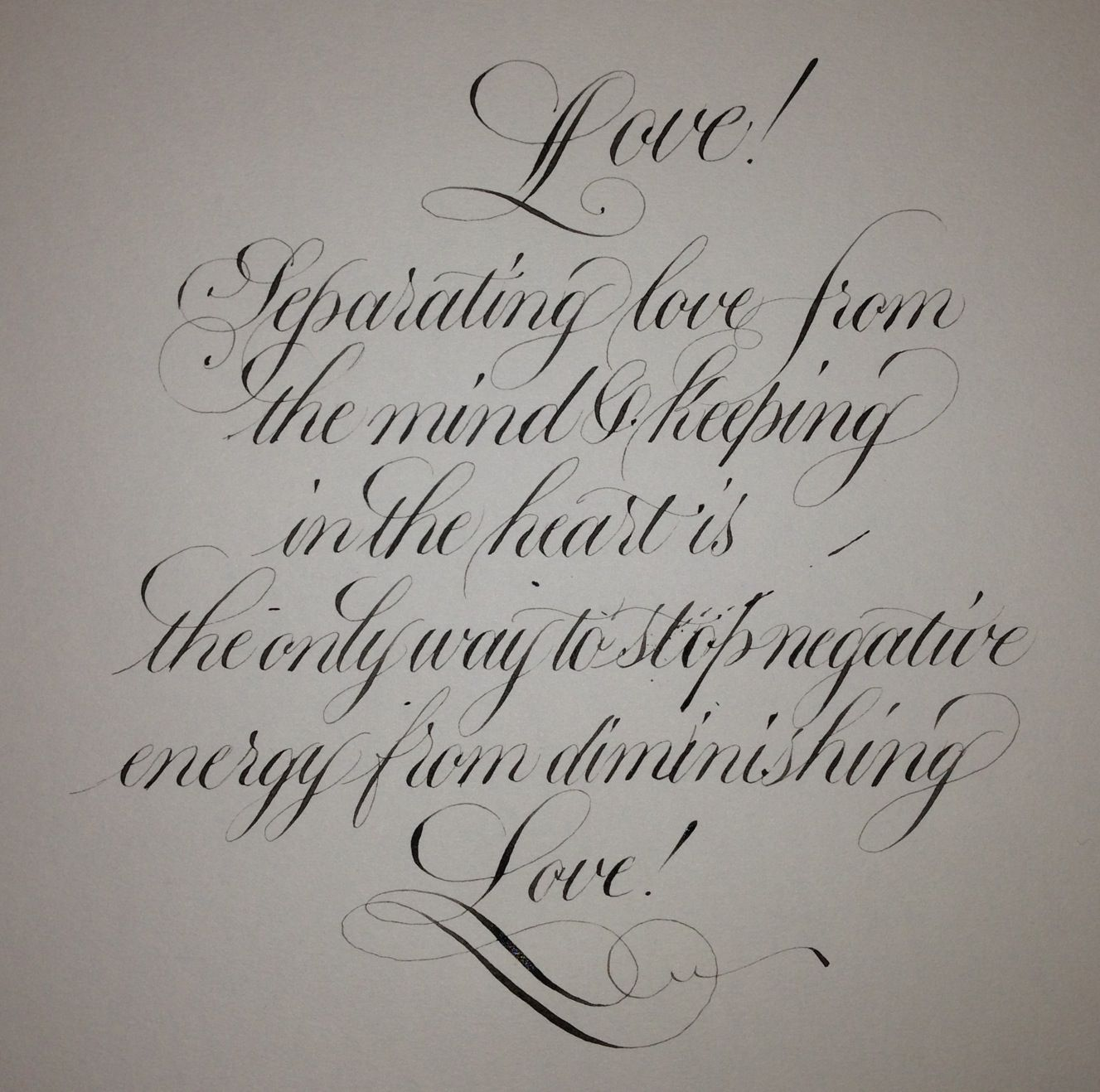 Copperplate script type calligraphy pinterest Pinterest calligraphy