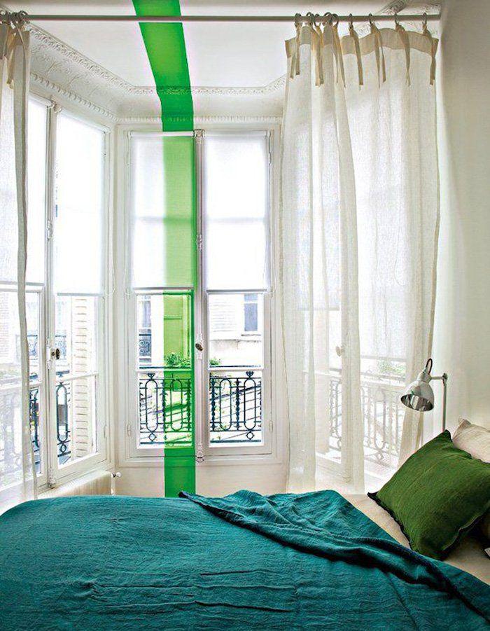 Couleur de chambre  10 conseils - ClemAroundThe Corner Greenery - couleur de la chambre