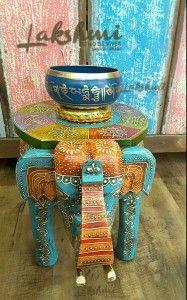 banco elefante, madeira maciça, Índia, bohodecor, bohostyle (9)