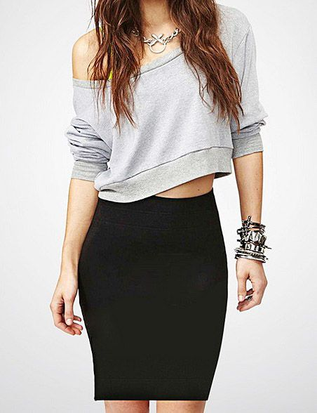 17 Best images about skirts on Pinterest | High waist skirt, Short ...