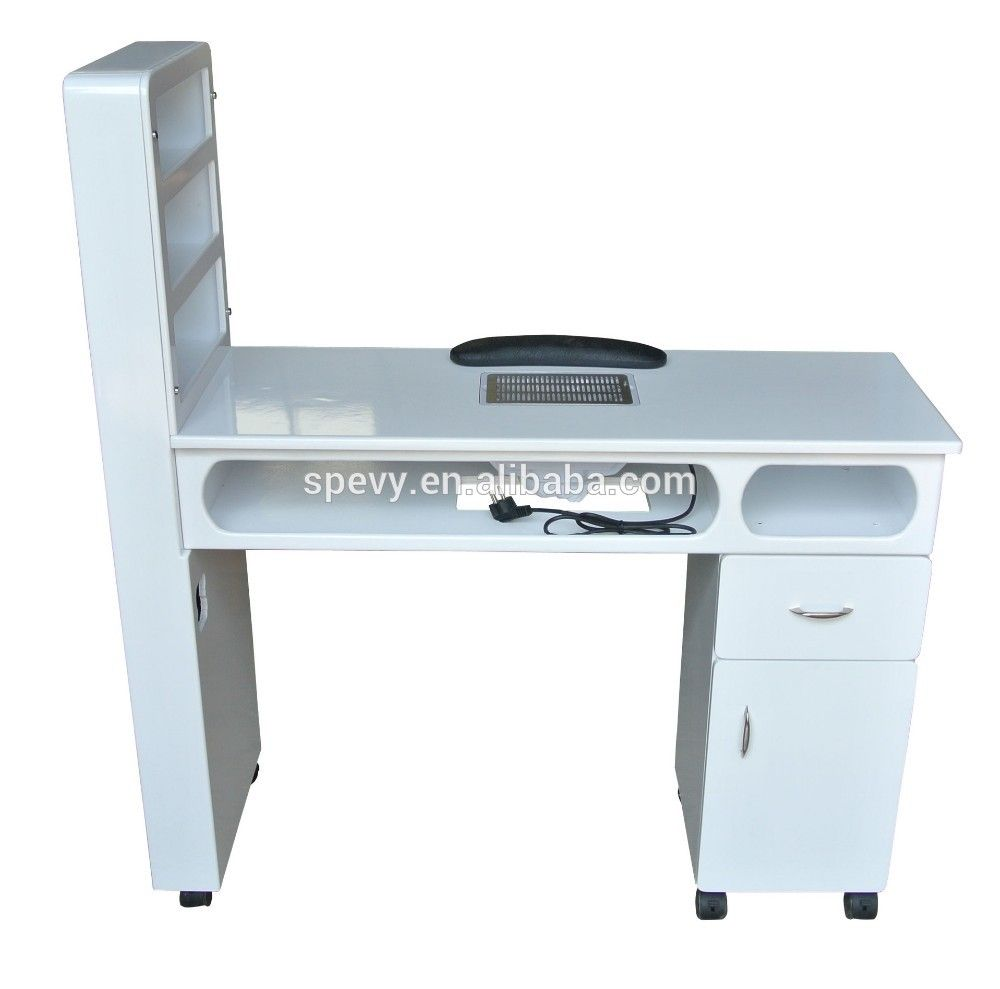 manicure table with dust fan, more information, pls check http://www ...