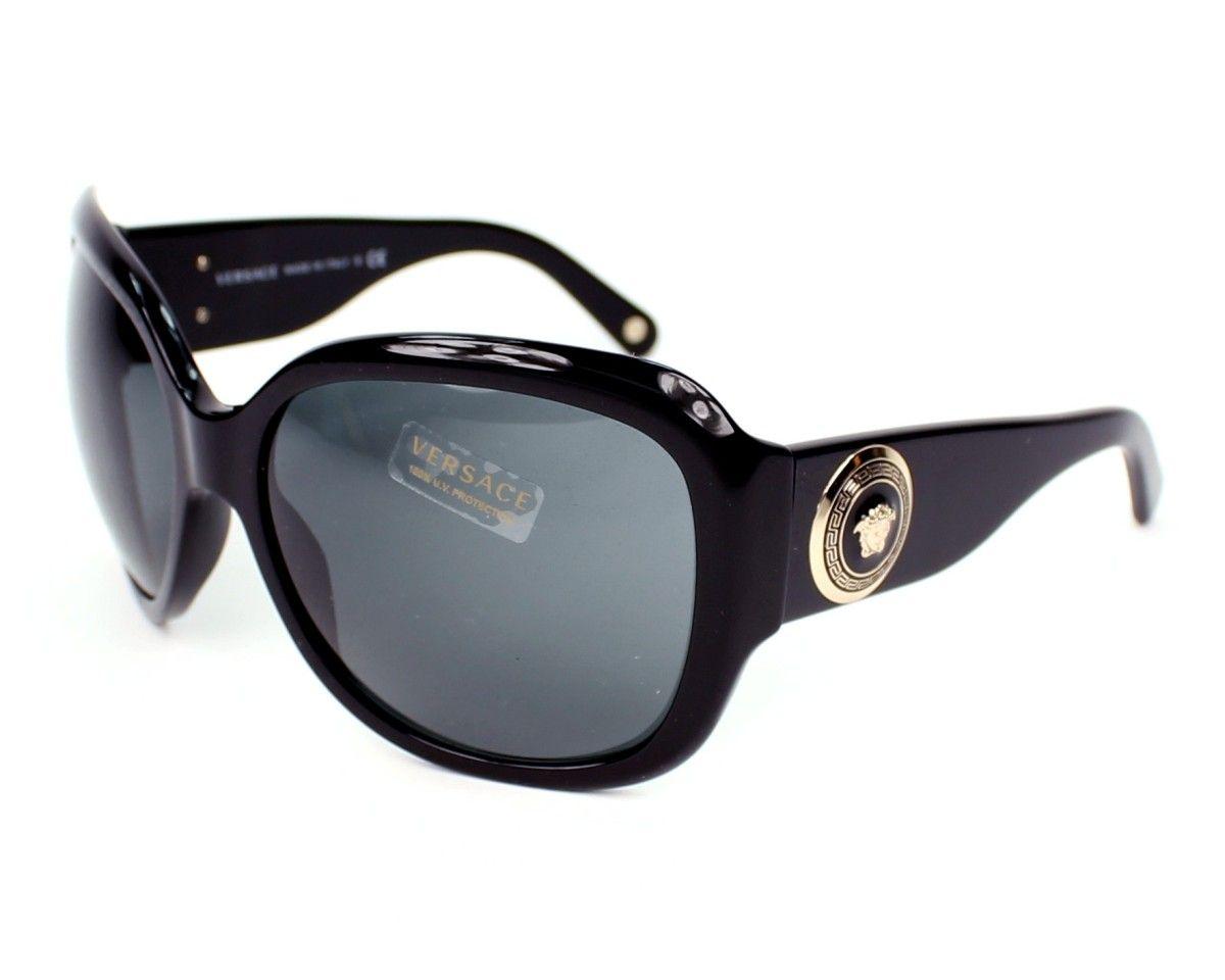 aac085923534d Gafas de sol Versace VE4243 GB1 87 tamaño  62 a comprar online ...