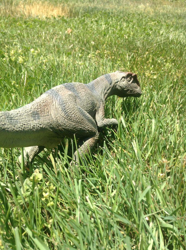 Schleich Allosaurus 3