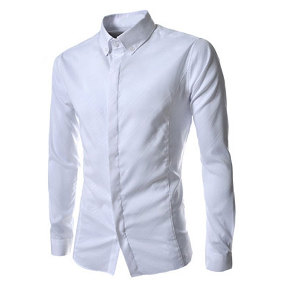 Fashion New Sale New High Quality Mens Designer Stripes Dress Shirts