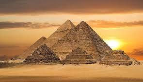 Pyramids of Giza ♥