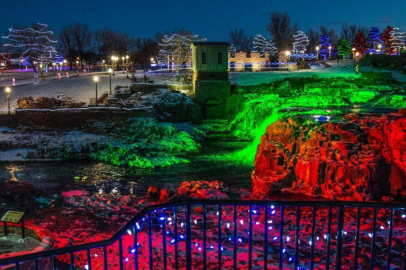 Winter Wonderland in Sioux Falls Sioux falls, Winter