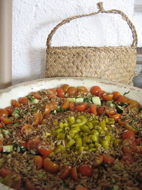 my castle in spain: Glimpses of a simple sunday Andalusian lunch