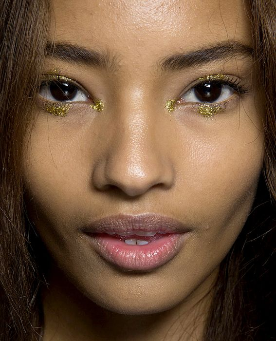 The Best Beauty Moments from Spring 2015 Fashion Week - Anna Sui from #InStyle