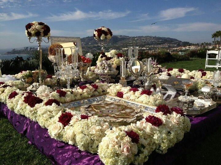 Persian Wedding Ceremony Iranian Kurdush Traditions