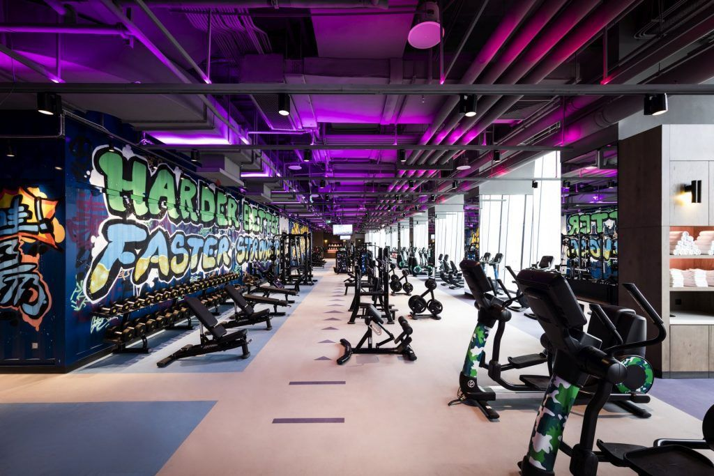 Diseños del gimnasio: Train Yard @ Hotel Jen, Beijing - Love That Design  Informations About Fitness...