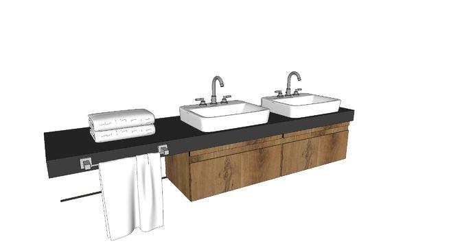wash basins - 3D Warehouse