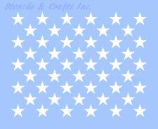 1 star 50 stars stencil patriotic american flag paint stencils