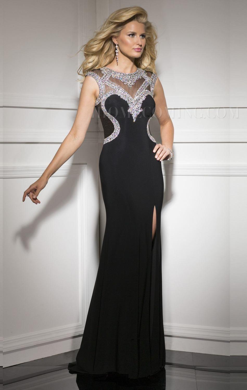 ihomecoming.com SUPPLIES Amazing Sheath Sleeveless Beading Floor-Length Backless Prom Dress Sexy