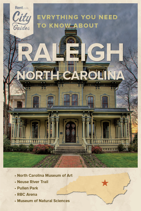 Rent com gives you the full scoop of living in Raleigh