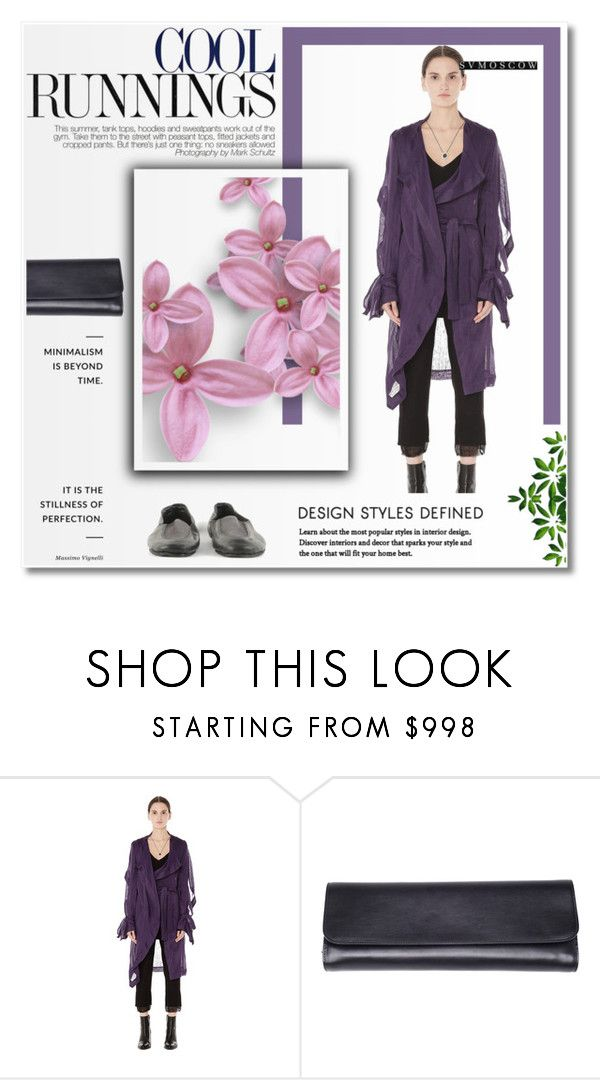 """Svmoscow 14"" by miincee ❤ liked on Polyvore featuring Ann Demeulemeester and Balenciaga"