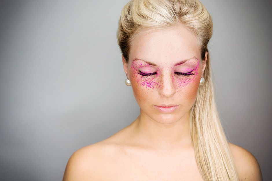 Extrem Make Up Mit Kreide Ben Kruse Fotografie Kreativ