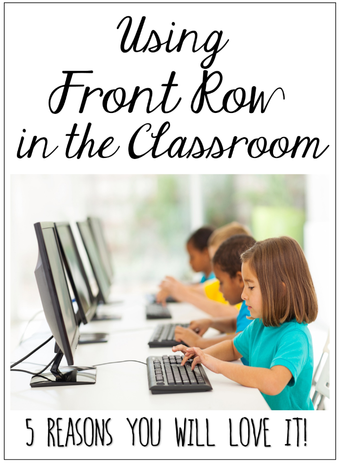 Front Row: Free Math + ELA Practice for Your Students   Online ...