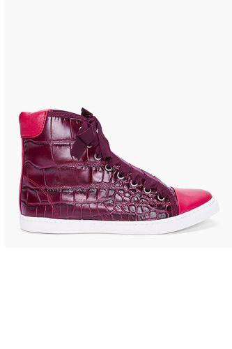 Lanvin snake sneakers. #coloreverday
