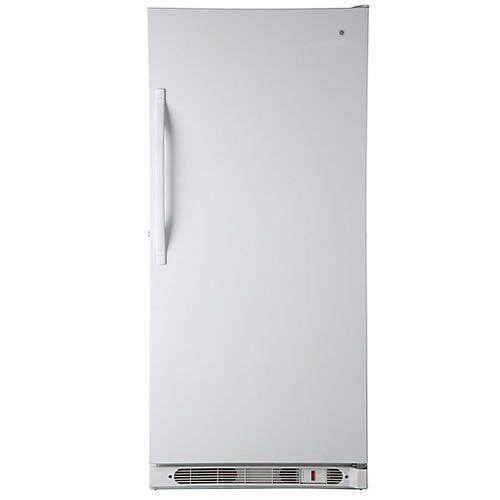 NEW #GE 220-240 Volt 50 Hertz 20 cu.ft. capacity White Color #Freezer (Our Price: $799.00).