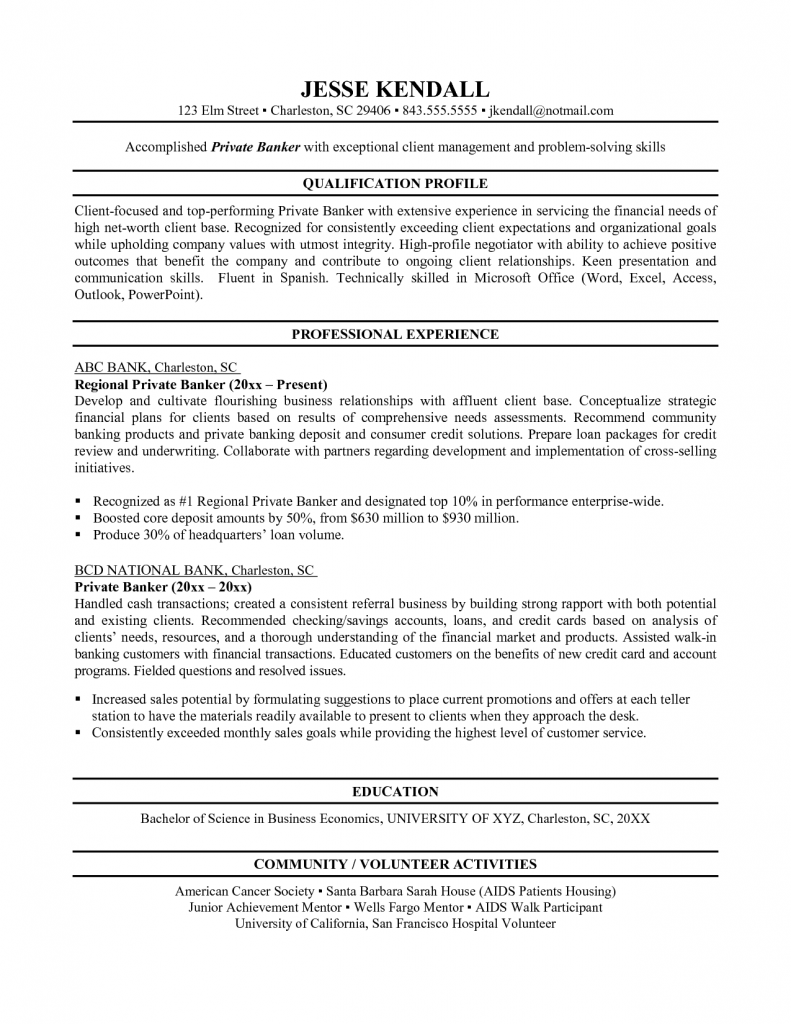 Beautiful Relationship Banker Cover Letter Online Content Editor Universal