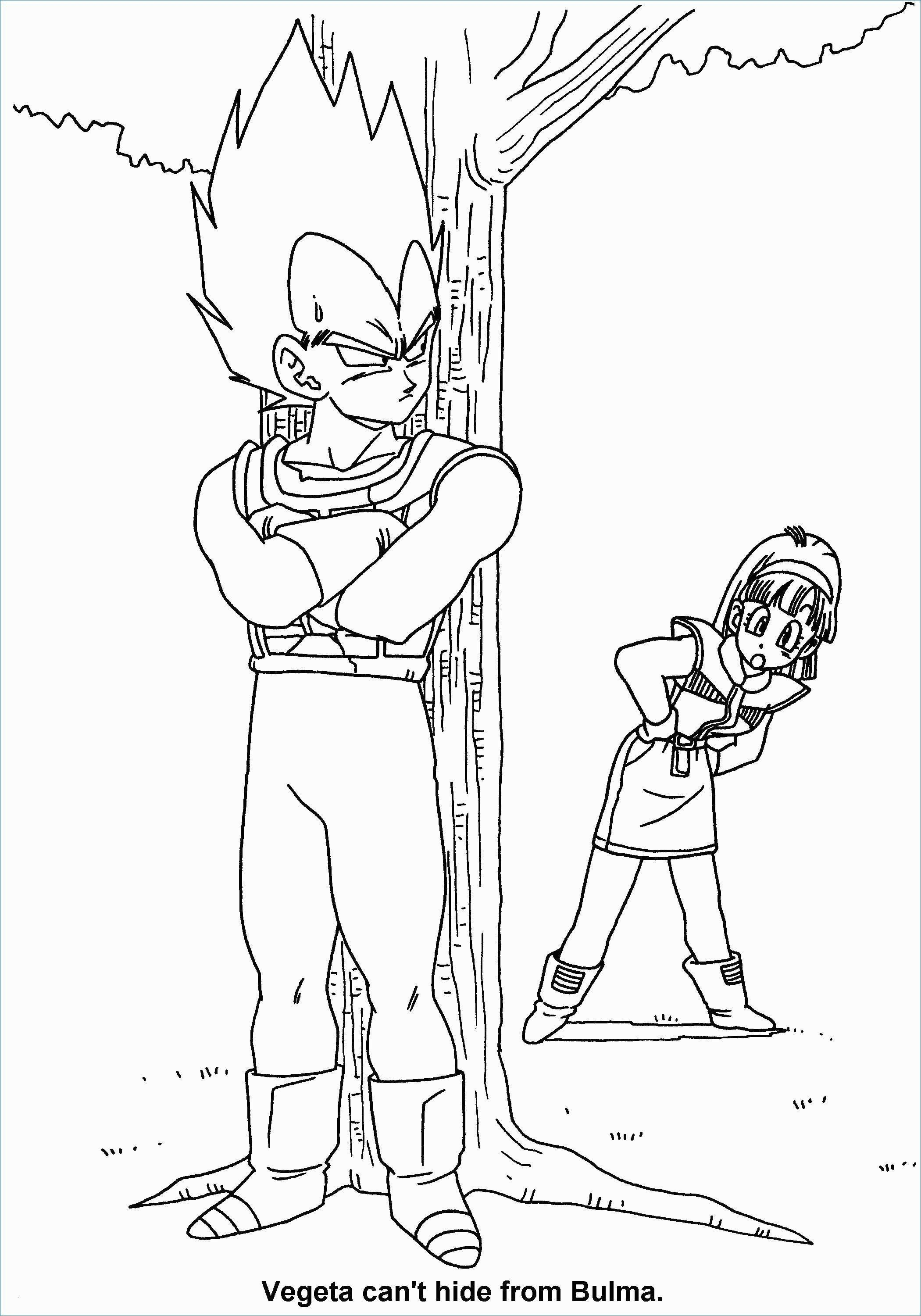 Dragon Ball Coloring Pages Unique Ausmalbilder Dragon Ball