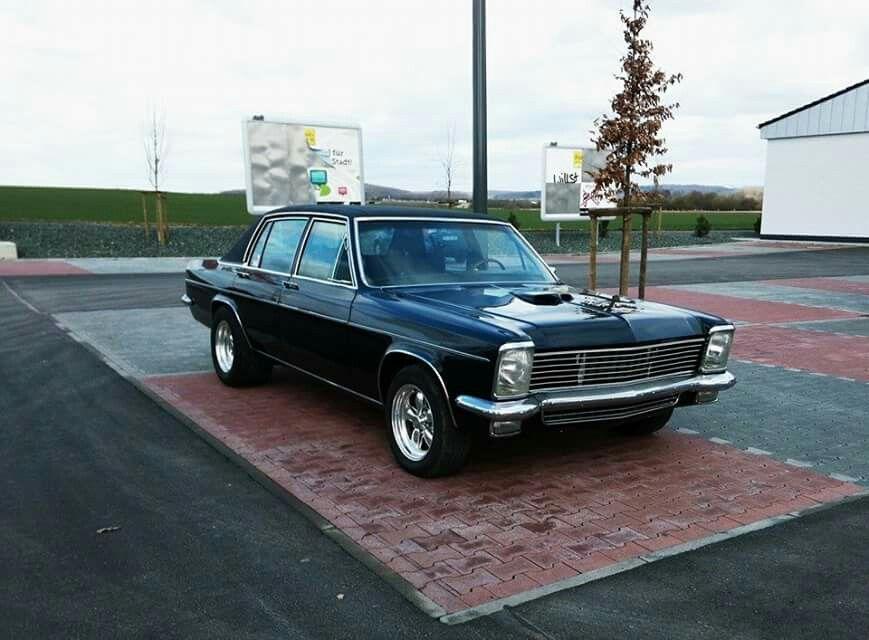 1977er Opel Diplomat V8  #Opel #Diplomat #V8