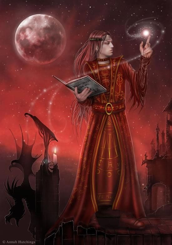 Male witch witchy pinterest