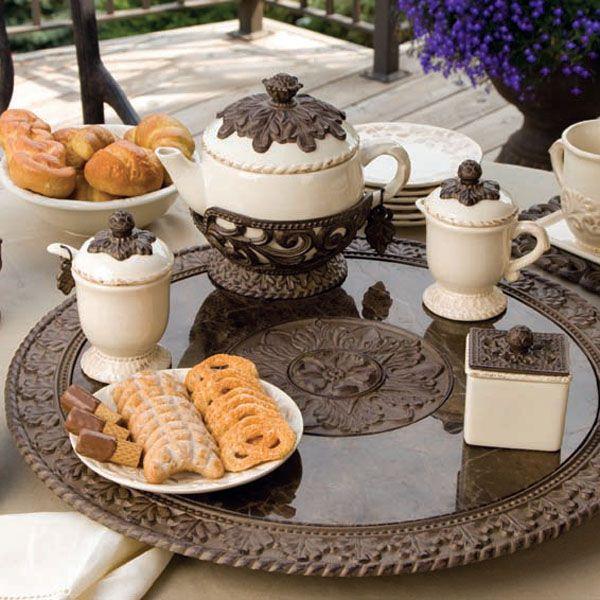 La hora del té ✿⊱╮