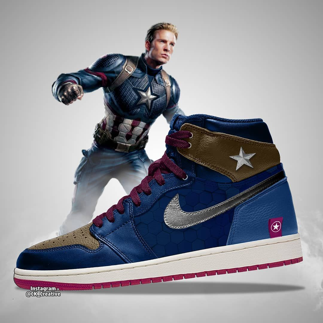 Marvel shoes