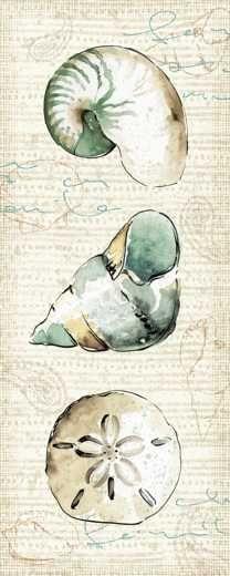 Ocean Prints VI by  Pela Studio